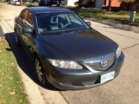 2004 Mazda6,3.0,automatic,air,valid emission,power Lock,p. trunk