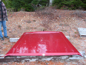 Hard Tonneau Cover for Ford 150 - Price Reduced
