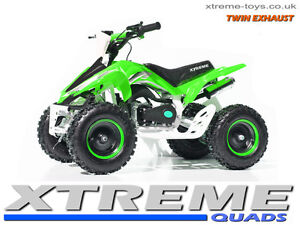 MONSTER MINI QUAD BIKE / 50cc PETROL ENGINE / CHILDS / KIDS  / ATV / MINI MOTO