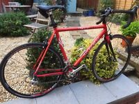 Trek 1200 SL Road Bike 58cm Ultegra New Wheels