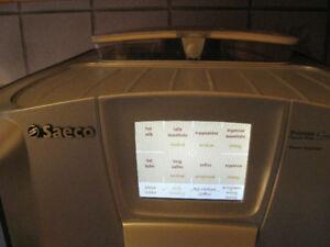 Saeco Primea Automatic Espresso/Cappuccino Machine