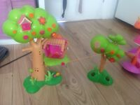Lalaloopsy treehouse playhouse set