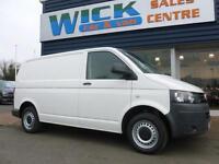 2011 Volkswagen TRANSPORTER T5 T30 102 TDI SWB Van *TAILGATE* Manual Medium Van