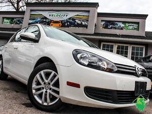 '11 VW Golf EARLYBIRD! Comfortline+A/C+HeatSeats+Cruise! $86/Pmt