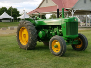 Antique tractor repair