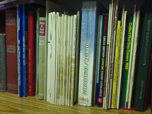 Postage Stamp & Coin Collecting Collector Books Catalogs Cambridge Kitchener Area image 1