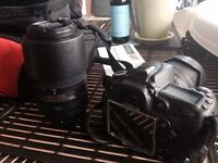 Nikon D90 brand new condition
