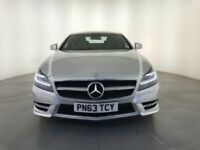 2013 MERCEDES-BENZ CLS350 CDI AMG BLUE EFFICIENCY DIESEL COUPE FINANCE PX