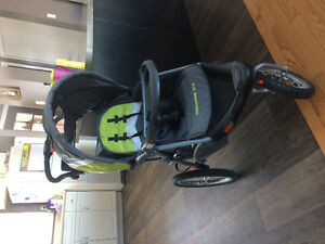 Baby trend stroller expedition elx