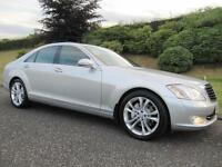2008 Mercedes-Benz S320 3.0 V6 CDi 7 SPEED AUTOMATIC