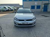 2013 Volkswagen Golf 2.0 TDI BlueMotion Tech GT (s/s) 5dr Hatchback Diesel Manua