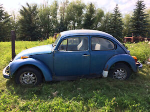 3 Beetles for sale, project cars