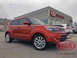 2018 Kia Soul EX | Low KM | One Owner | Rare