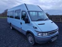 2004 IVECO DAILY 45C15 Mini Bus. Perfect Base vehicle for Camper.