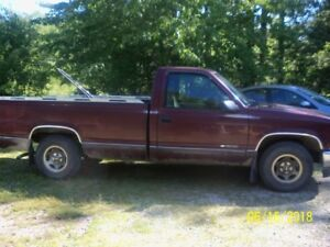 1997 CHEVROLET 1500 PICK-UP