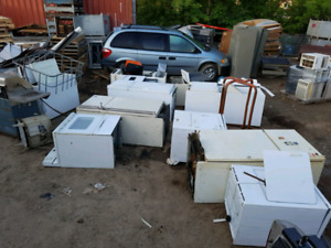 I want your old appliances