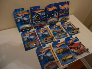Hot Wheels Chevy Chevelle '69,'70'67 Various Lot of 11
