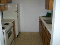 Cenrally located 1 Bdrm Incl Heat, Electric, Parking, Security