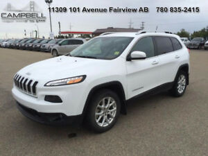 2015 JEEP CHEROKEE NORTH!!  WELL EQUIPPED!