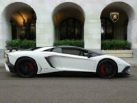 2016 Lamborghini Aventador 6.5 V12 LP 750-4 Superveloce Roadster ISR 4WD 2dr Con