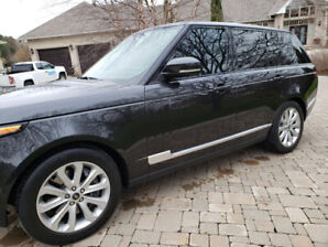 2013 Land Rover Range Rover HSE SUV(Full Size)
