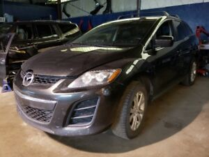 !!! 2010 MAZDA CX7 2.3L TURBO AWD !!! ALL PARTS AVAILABLE !!!