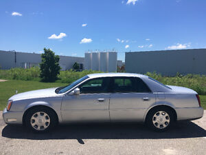 2002 Cadillac DeVille Sedan - WITH HAND BRAKE - GREAT CONDITION