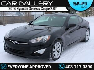 2014 Hyundai Genesis Coupe 2.0T w/BlueTooth, Satellite Radio, US