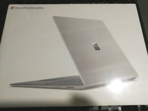 Microsoft Surface Laptop-128 GB, Intel Core i5, 4GB - BRAND NEW