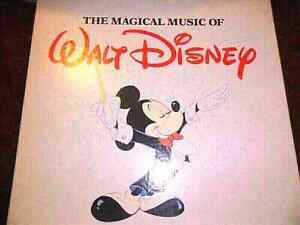 Walt Disney Music On 8 Track Collectible