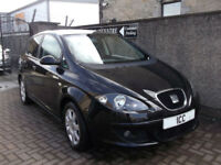 06 06 SEAT ALTEA 1.9 TURBO DIESEL STYLANCE 5DR LOW TAX ALLOYS BLUETOOTH CLIMATE