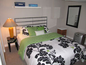Fully Furnished Apartment Near the Beach- Available Now