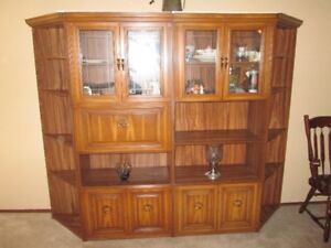 Wall Unit | Buy or Sell Bookcases & Shelves in Edmonton Area ...