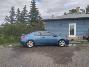 2008 Honda Civic Manual Coupe