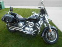 2008 Yamaha VStar 1100 Silverado