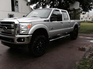 2011 Ford F-350 Lariate diesel ,Lifted,DPF delete