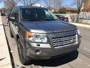 2008 Land Rover LR2 HSE SUV, Crossover
