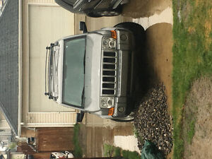 2007 Jeep Commander Sport-fully loaded SUV, Crossover $3900OBO
