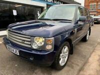 2003 Land Rover Range Rover 4.4 V8 HSE 5d 282 BHP Estate Petrol Automatic