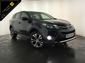 2015 TOYOTA RAV4 ICON D-4D DIESEL 1 OWNER FROM NEW FINANCE PX WELCOME