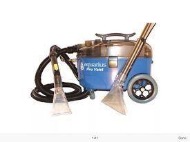 Car valet machine / carpet cleaner