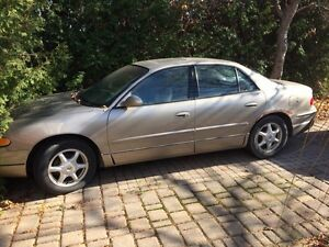 2003 Buick Regal for sale.  Newer winter tires.
