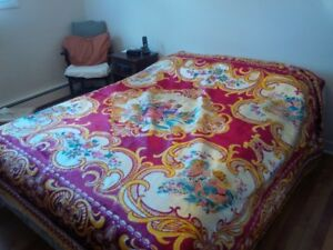 Bed Cover (From Italy)