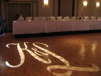 LED Gobo (Monogram) Lighting