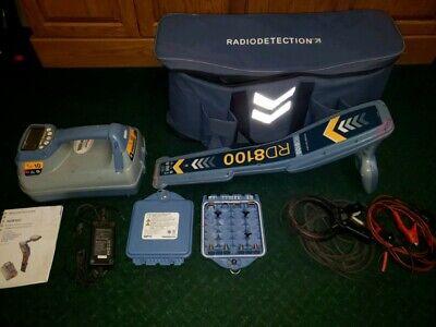 Radiodetection Rd8100 Utility Locate Equipment
