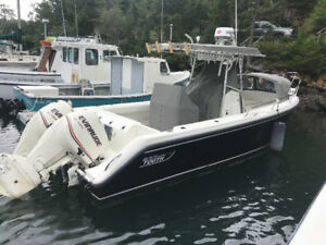 1998 26ft Outrage with 2006 Etec 225s