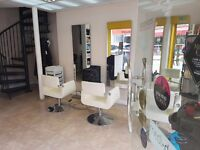 Chair for Rent In Hair and Beauty Salon.