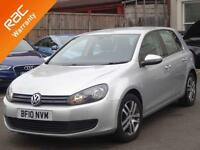 Volkswagen Golf 1.6TDI ( 105ps ) BlueMotion Tech 2009MY SE
