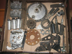 TRIUMPH AND BSA PARTS