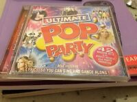Ultimate Pop Party CD